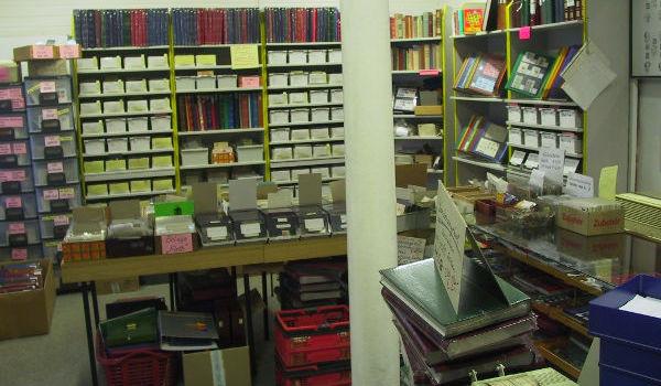 Seit 1997 Fachhandel Für Briefmarken Münzen Und Zubehör